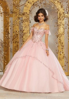 c13777b51e Vizcaya Quinceanera Dresses by Mori Lee  French Novelty