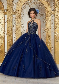 f4451cd47 Vizcaya Quinceanera Dresses by Mori Lee  French Novelty