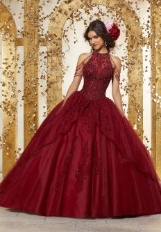 f762eec7cfc Vizcaya Quinceanera Dresses by Mori Lee  French Novelty