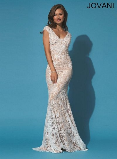 Jovani Mermaid Dress