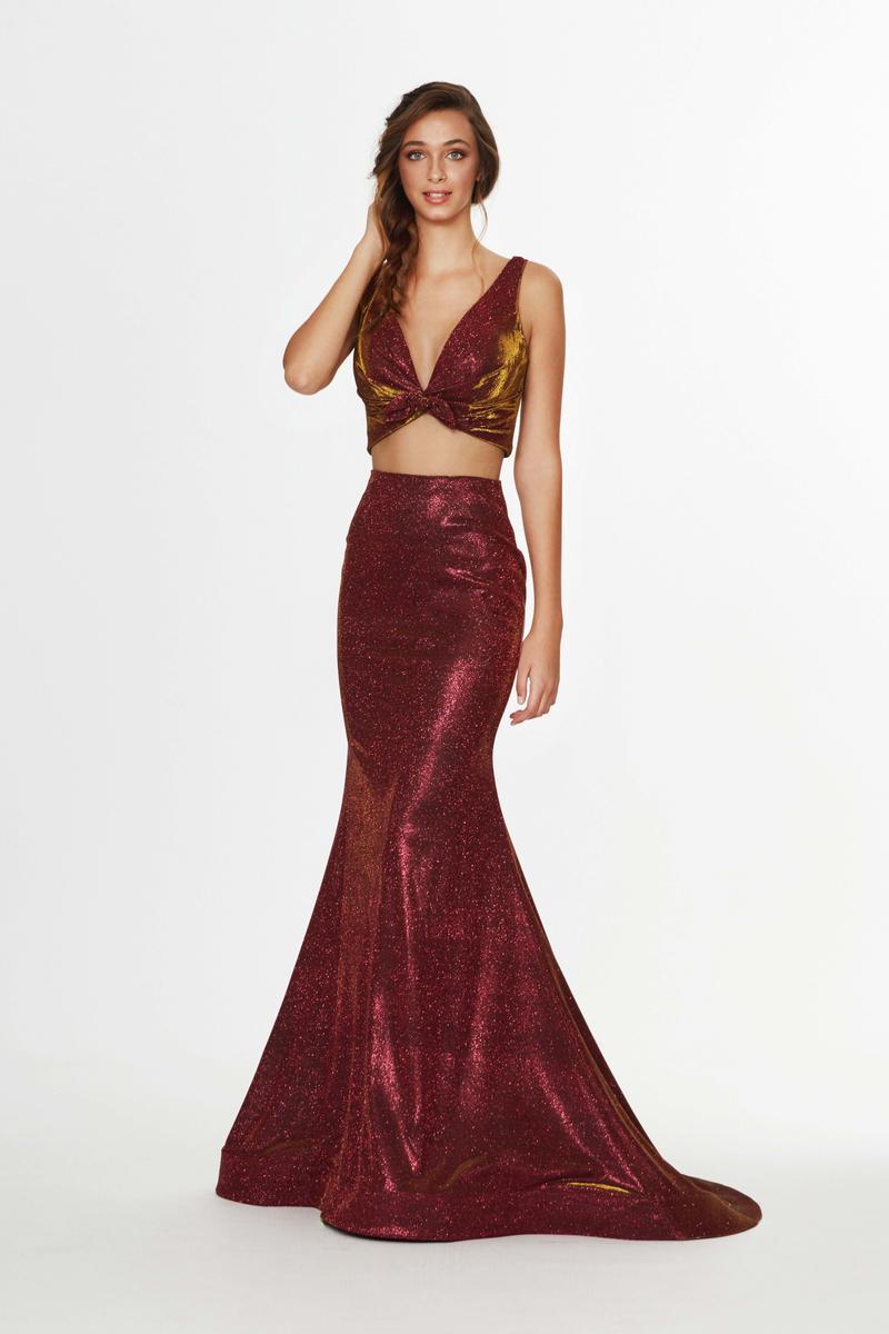 abaabf1b3ed Maroon 2 Piece Prom Dresses - Data Dynamic AG