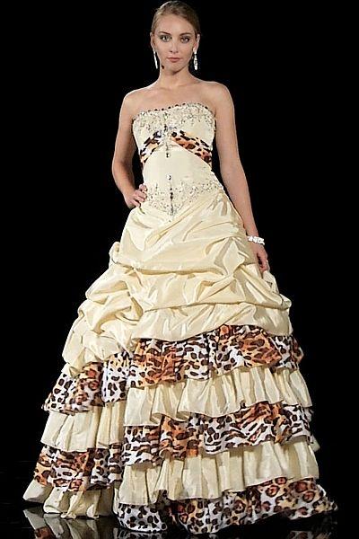 Quinceanera Dress 9107