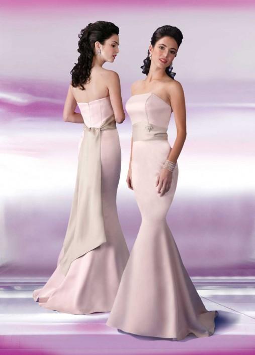 6ef0373403e DaVinci 9138 Bridesmaid Dress  French Novelty
