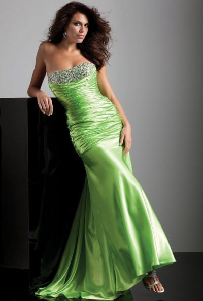 97ed4b34269 Flaunt by Mori Lee 93214 Ruched Formal Dress  French Novelty