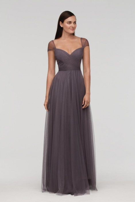Watters 9361 Candy Elegant Bridesmaid Dress