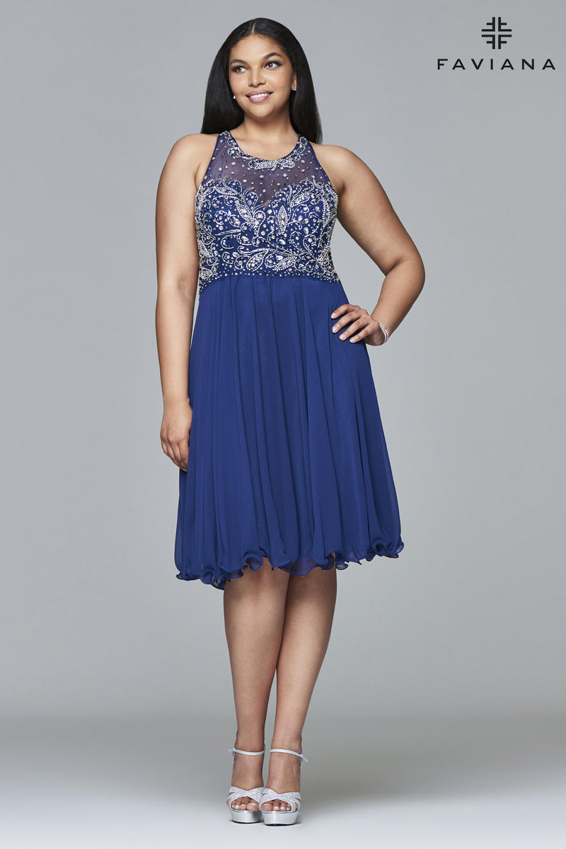 Fun Plus Size Dresses 111