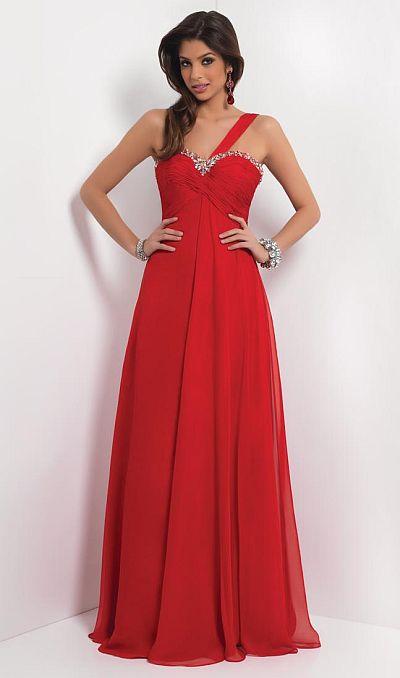 Blush Prom Long Homecoming Dress 9439: French Novelty