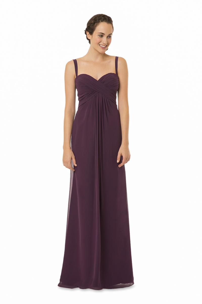 Bari Jay BC-1579 Chiffon Empire Bridesmaid Gown