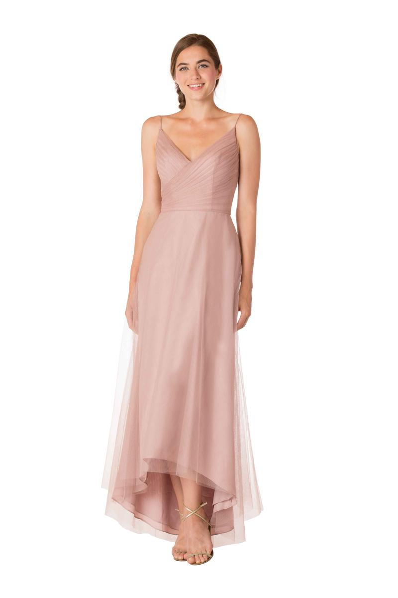 In stock bridesmaid dresses french novelty size 6 deco blush bari jay bc 1714 high low bella chiffon dress quick view ombrellifo Gallery