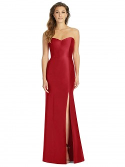 ba337ddf698 Alfred Sung D759 Amazing Strapless Bridesmaid Dress