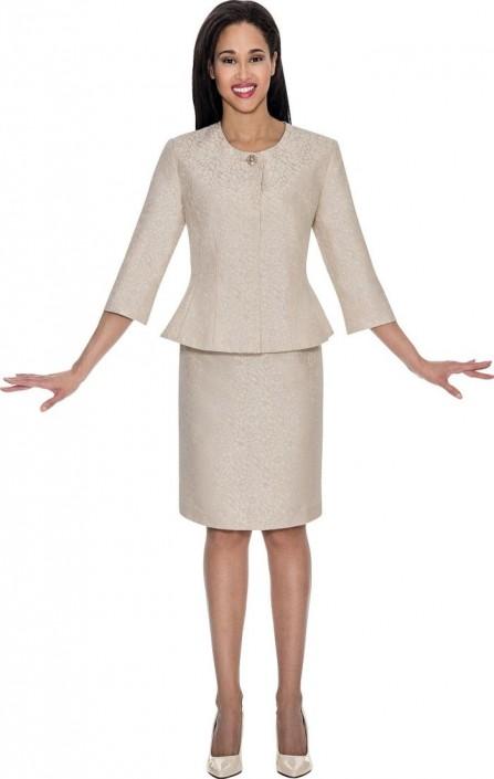 D Vine Dv1138 Womens Office Suit French Novelty