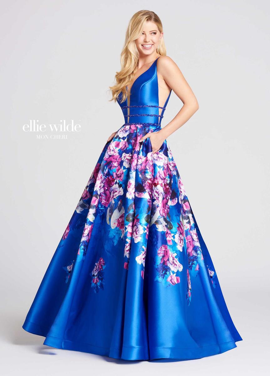 Ellie Wilde for Mon Cheri EW118006 Signature Prom Gown ...