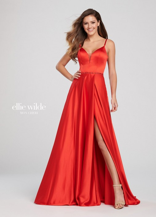 results of the research red prom dress