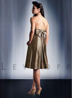 Bill Levkoff Bridesmaid Dresses Short