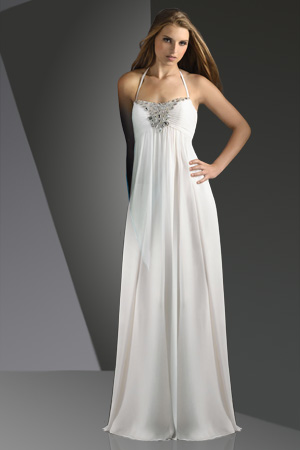 Babydoll Wedding Dress