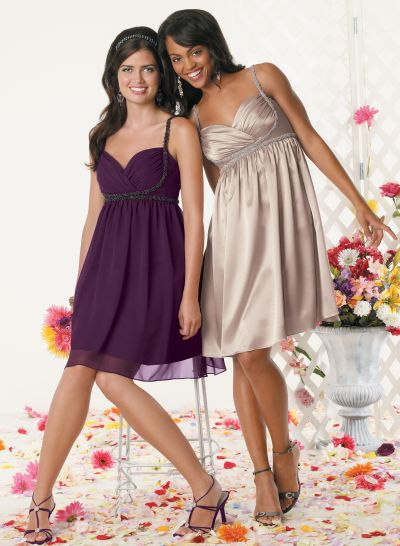 Site Blogspot  Babydoll Dresses on Chiffon Babydoll Jordan Bridesmaid Dress 672 Image