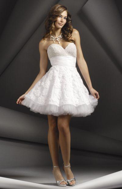 Short Princess Dresses