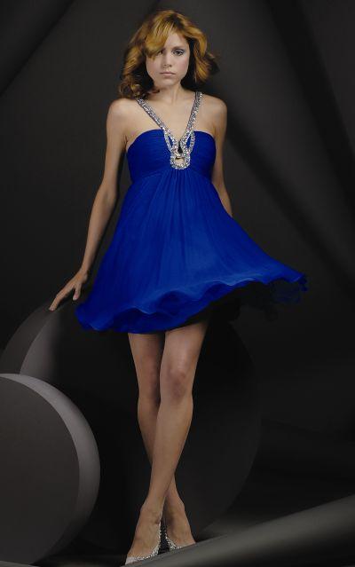 53df04fb795 Chiffon Beaded Keyhole Neckline Jovani Short Party Dress 71928  French  Novelty