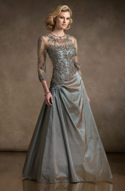 French Evening Dresses