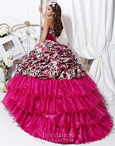 Quinceanera Dress 26703 by House of Wu: French Novelty