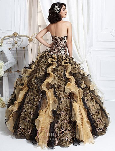 Quinceanera Dress 26715 by