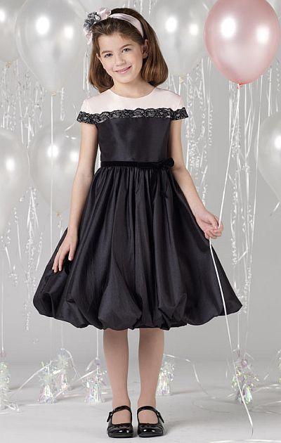 Joan Calabrese By Mon Cheri Flower Girls Dress 212381