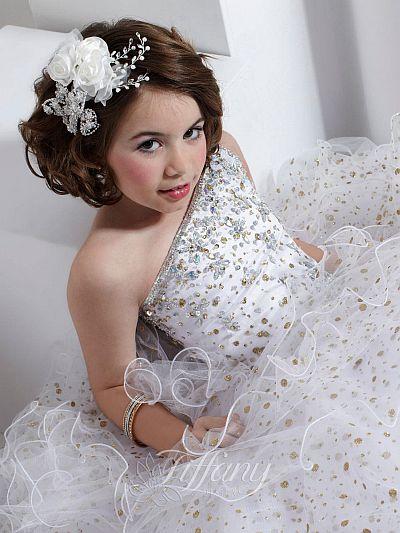 Size 16 girls white dresses