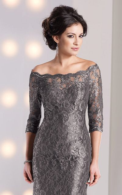 Mon Cheri Social Occasions Mother of the Bride Dress 213899 ...