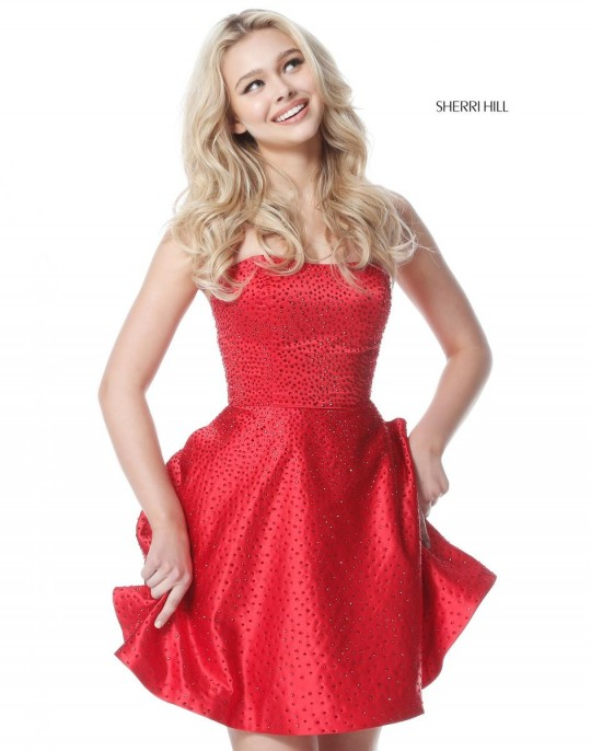 Prom Dresses By French Novelty Valentine S Day Glam Done Right
