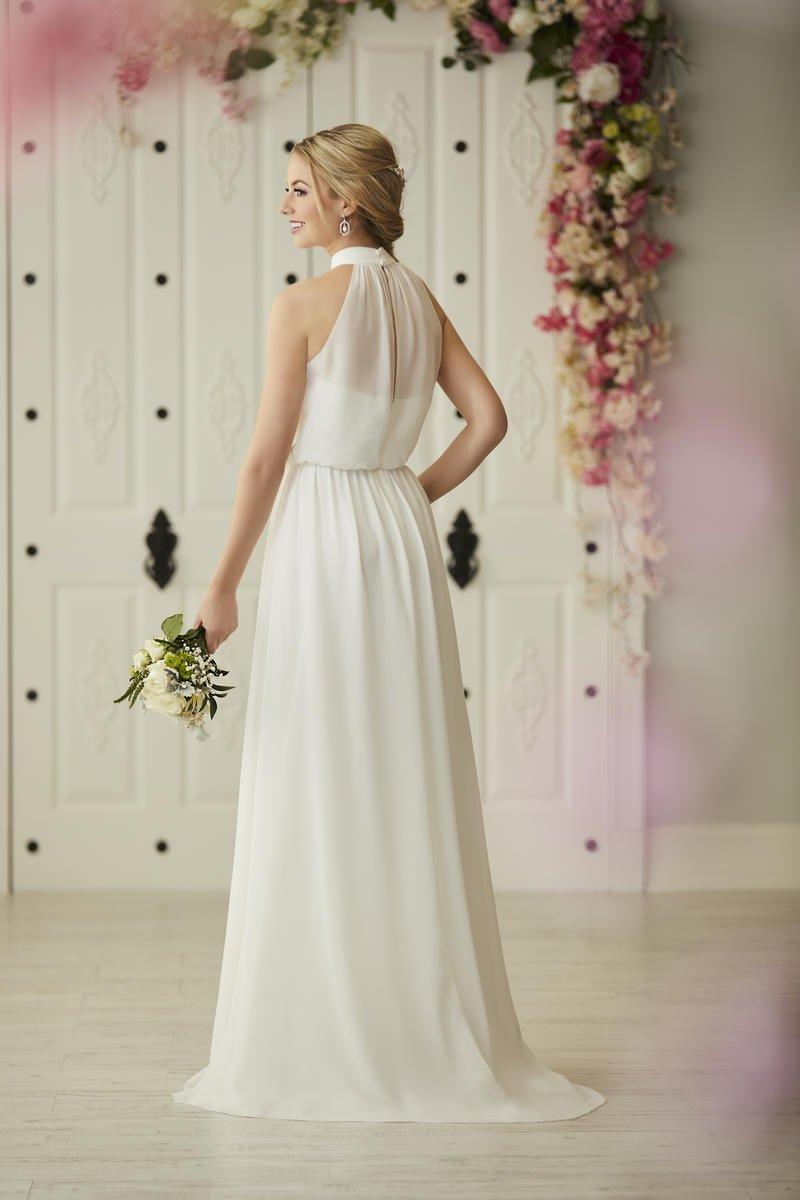 French Novelty Christina Wu 22930 Blouson Casual Wedding Dress