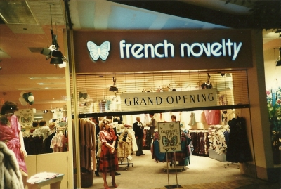 French Novelty 75th Anniversary in 1986.