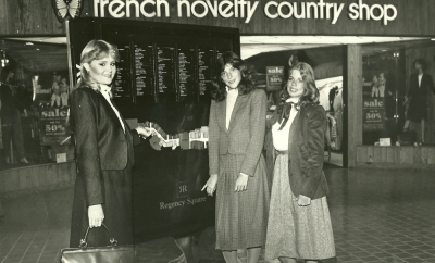 French Novelty Country Shop at Regency Square.