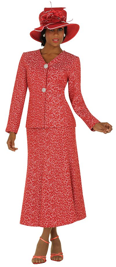 Gmi G4362 Womens Church Suit French Novelty