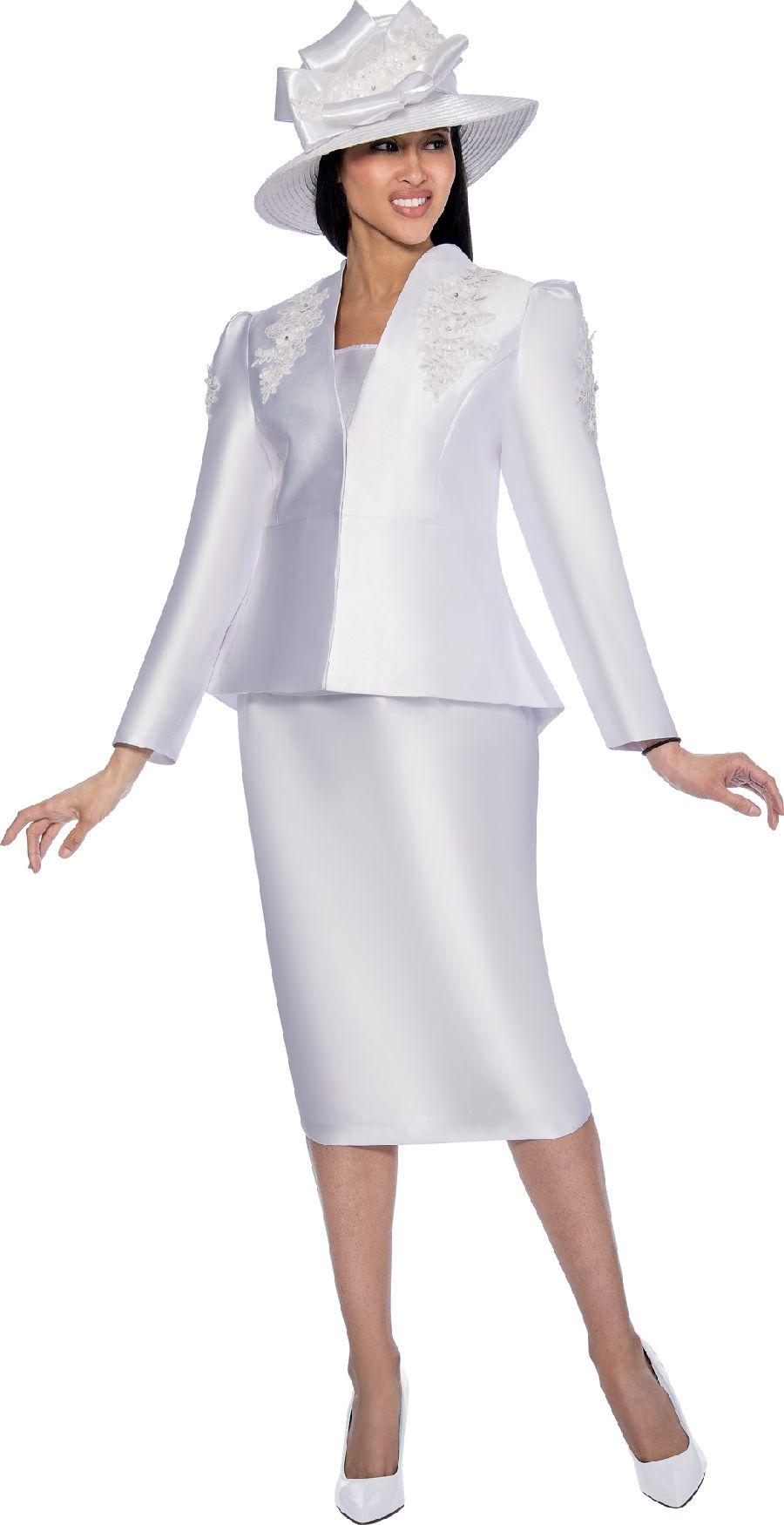 Womens White Dress