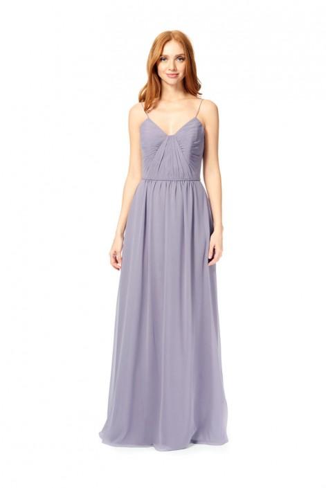 Bari Jay Ic 1862 Gathered Bodice Bridesmaid Dress