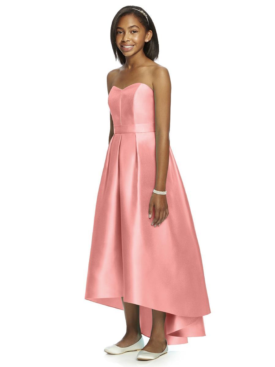 50e732c34ce94 Pink Junior Bridesmaid Dresses | Saddha