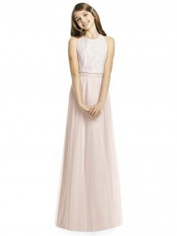 0cd02fc63 Dessy JRS537 Separate Soft Tulle Junior Bridesmaid Skirt