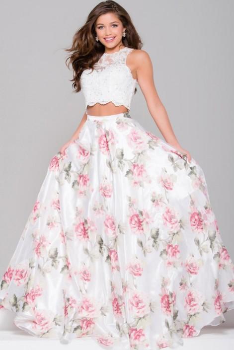 Best 2 Piece Prom Dresses