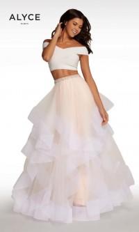 7b165f51b3 2018 Kalani Hilliker Prom Dresses for Alyce Paris