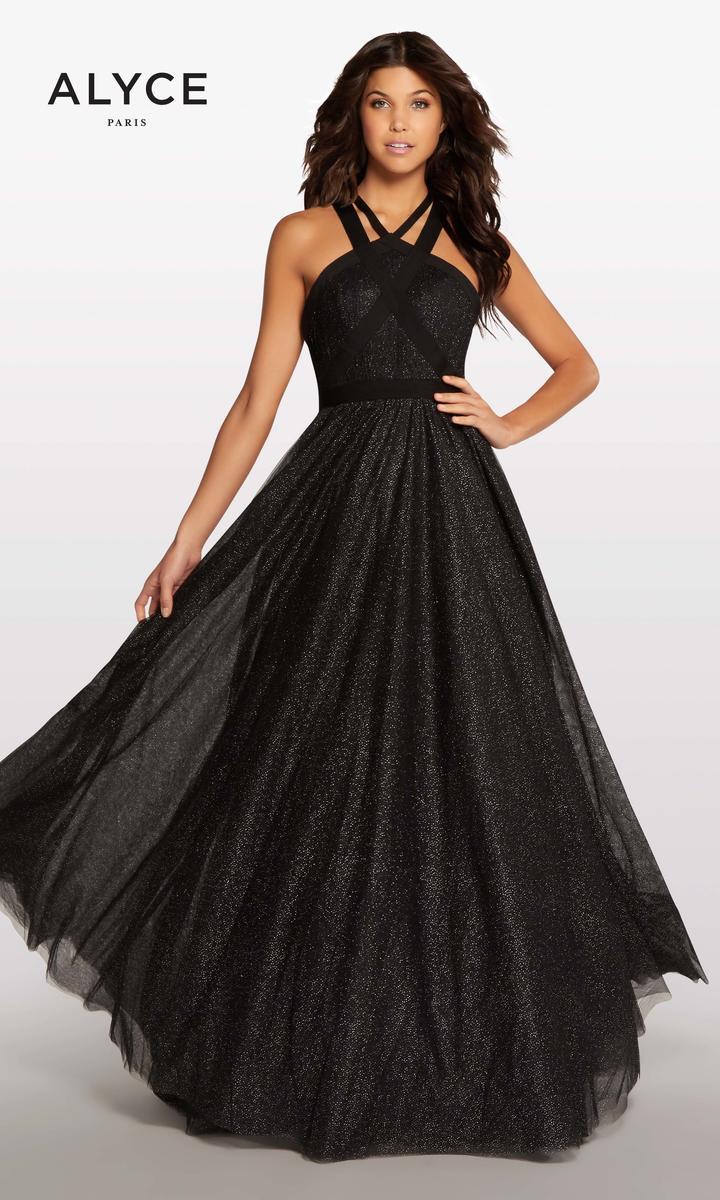 Kalani Hilliker By Alyce Kp118 Strappy Back Prom Dress