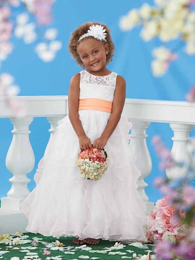 Sweet Beginning Flower Girl Dresses