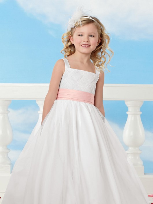 Size 6 white light pink sweet beginnings l509f flower girl dress size 6 white light pink sweet beginnings l509f flower girl dress mightylinksfo