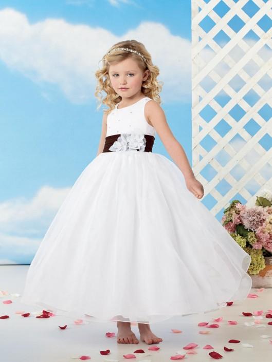Sweet Beginnings Flower Girl Dress