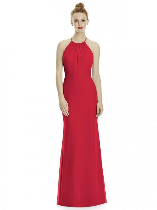 5a0661d469f Lela Rose LR239 Blouson Back Chiffon Bridesmaid Dress  French Novelty