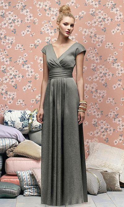 b69d1e7f99c Lela Rose LX167 Bridesmaid Dress  French Novelty