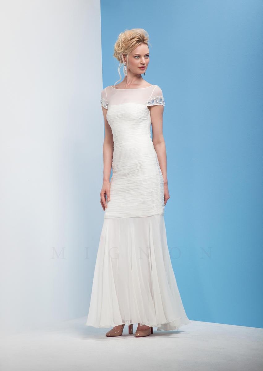 Mignon white mb114b destination wedding dress french novelty for White destination wedding dresses
