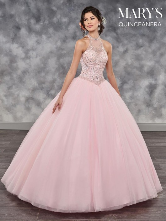 Quince Dresses with High Neck