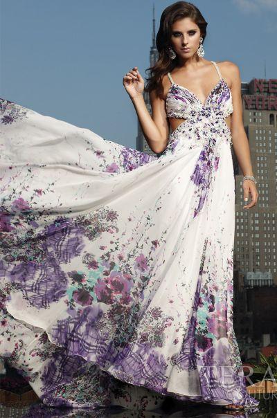 Terani Print Prom Dresses 52