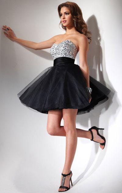 975d7428b صور فساتين سهرة مميزة وحديثة تصلح لبنات العرب PF2003-Flirt-Homecoming-Dress-