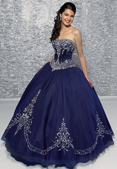 Allure Bridals Quinceanera Prom Dress Q172: French Novelty